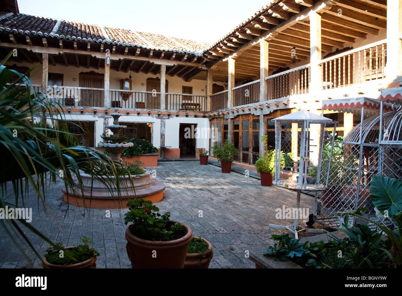 Hotel santa clara san crist bal de las casas chiapas for Hotel azulejos san cristobal delas casas chiapas