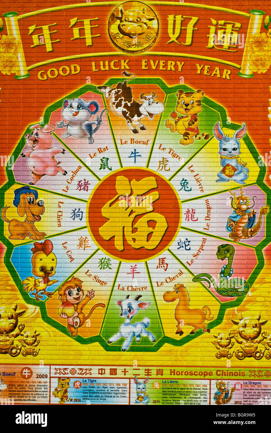 Chinese contemporary art chinese astrological calendar with stock chinese contemporary art chinese astrological calendar with illustrations representing the different animal symbols of years buycottarizona Gallery