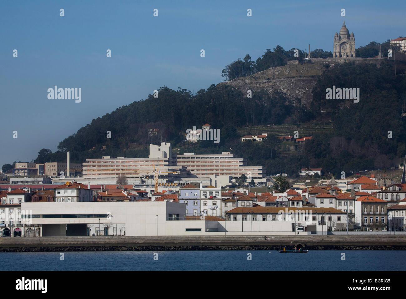 Municipal library viana do castelo portugal alvaro siza - Viana do castelo portugal ...