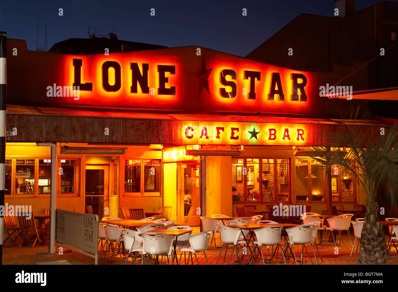 Lone Star Cafe Bar