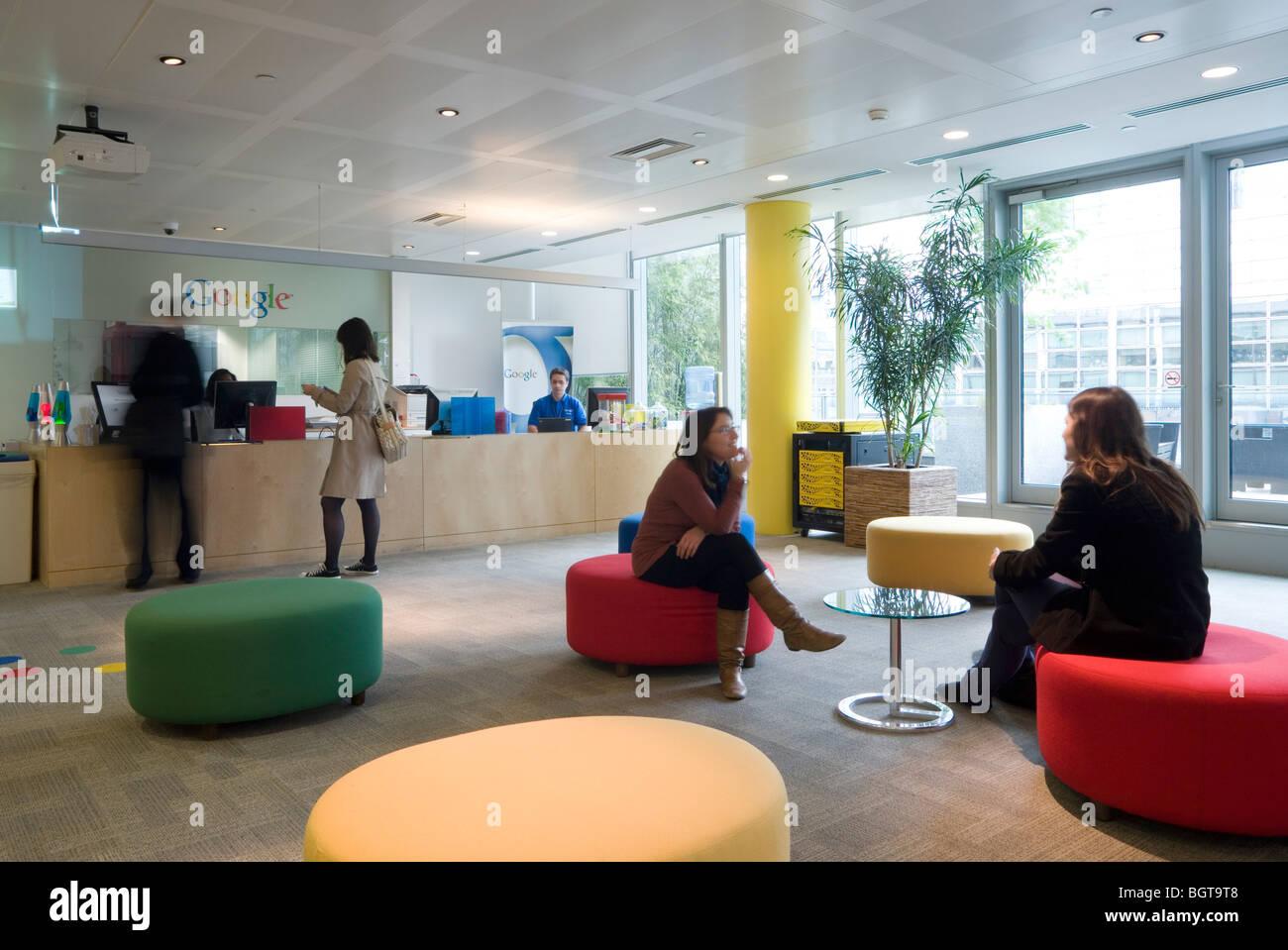Google Victoria Office