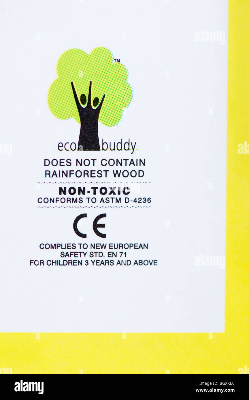 Eco Buddy 39 Does Not Contain Rainforest Wood 39 Eco Paper