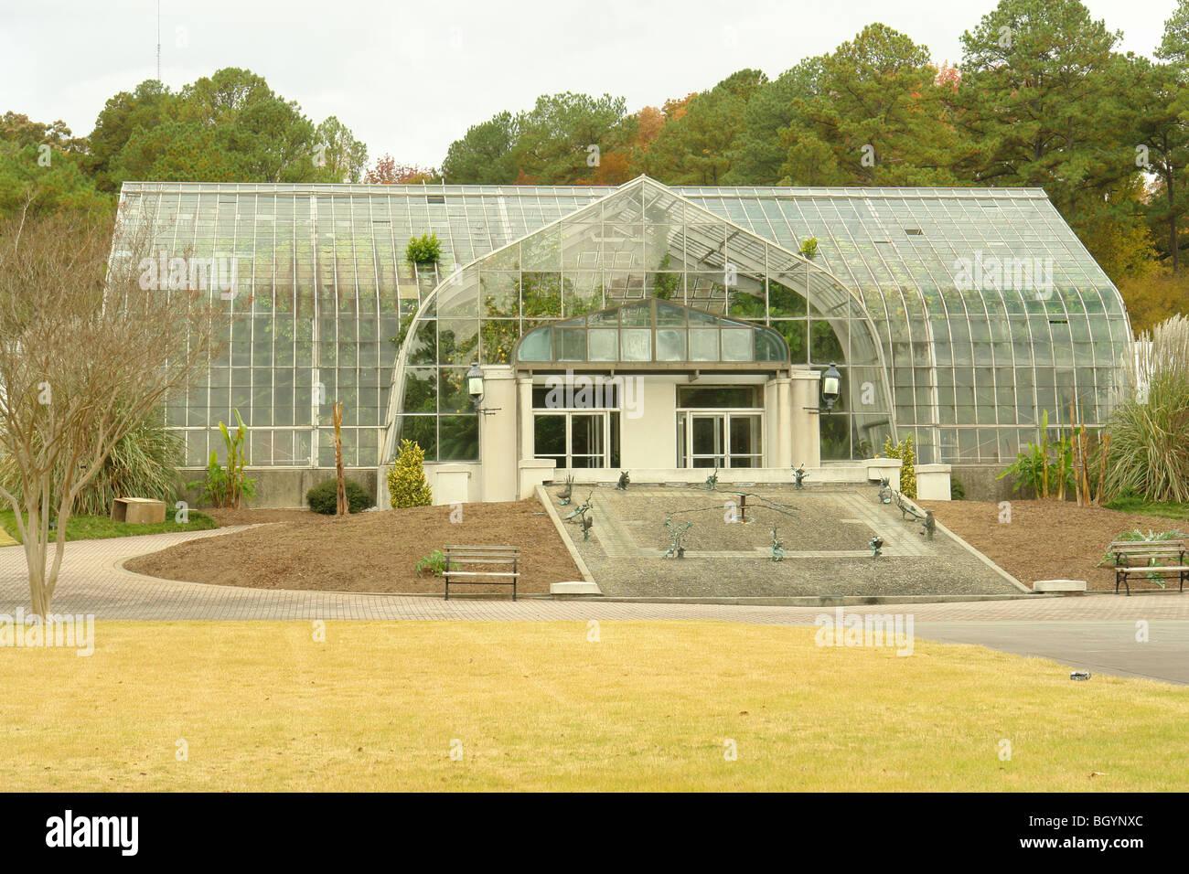 Birmingham, Al, Alabama, Birmingham Botanical Gardens, Conservatory