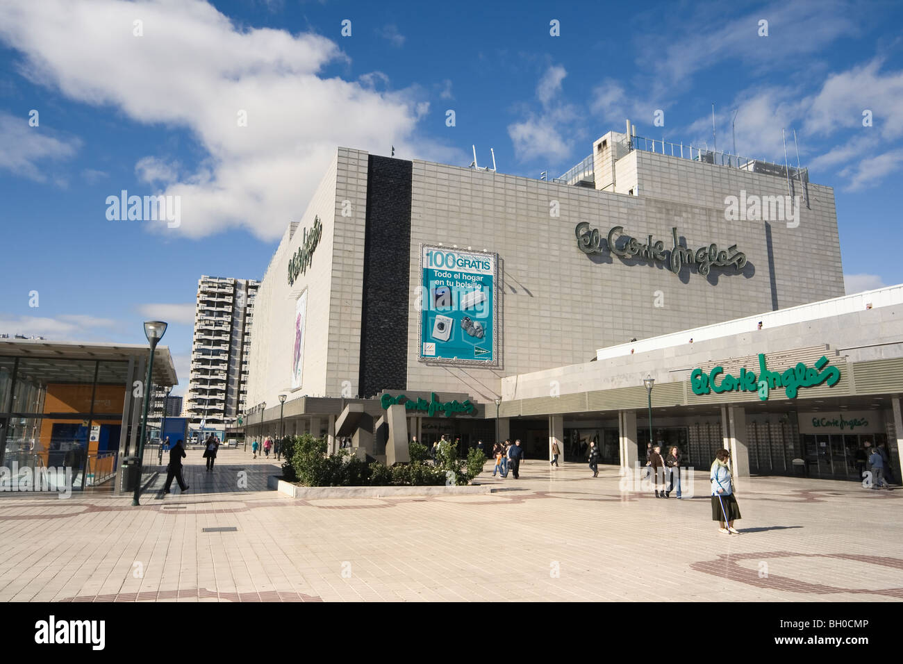 El corte ingles department store malaga costa del sol for Servilleteros el corte ingles