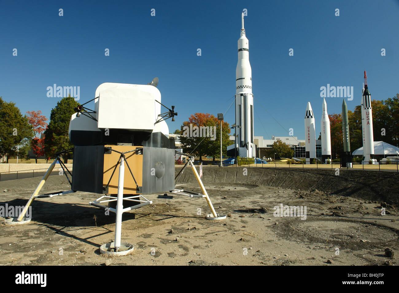Huntsville, Al, Alabama, U.S. Space Camp and Rocket Center ...