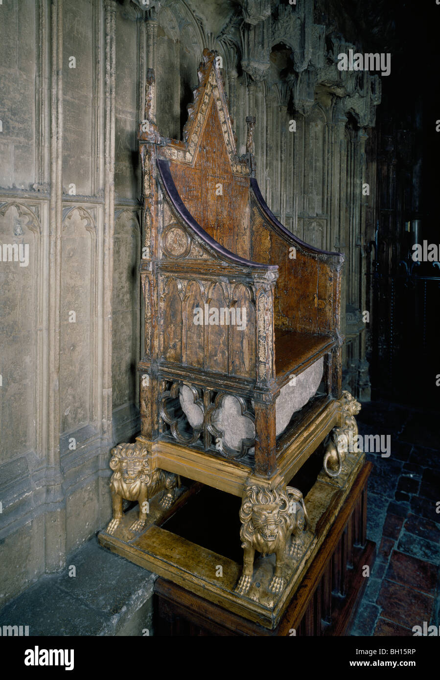 The Coronation Chair, Westminster Abbey _ In 1296, the ... |Westminster Abbey Throne