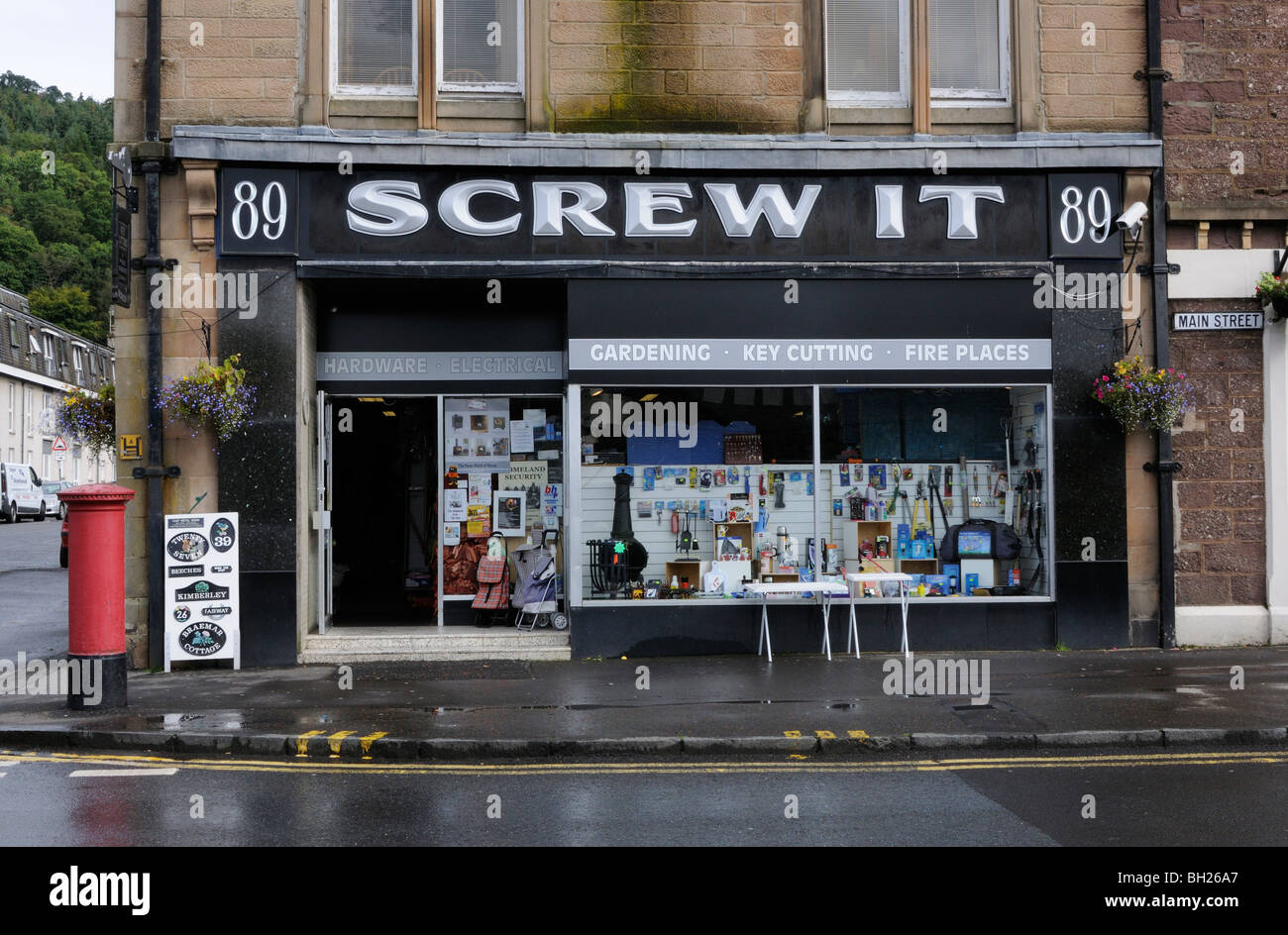 main image screw. Main Image Screw