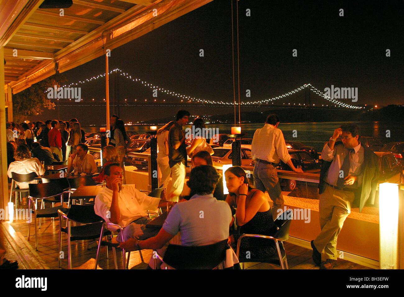 Belem Bar Cafe Lisbon