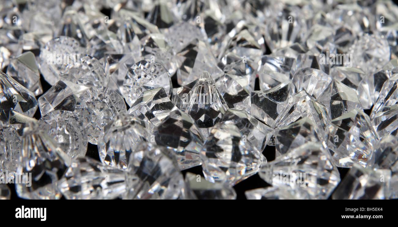 Pile Of Black Diamonds