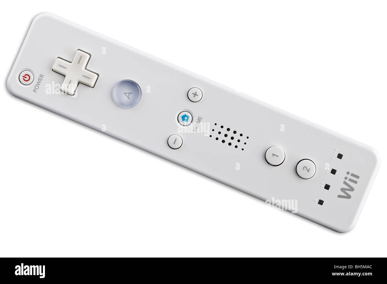 Close Up Of Wiimote Controller Stock Photo, Royalty Free ...