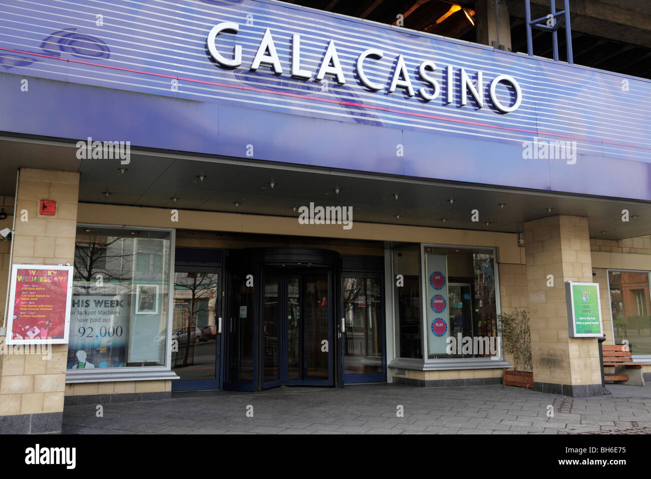 Gala casino nottingham casino barcelona european poker tour