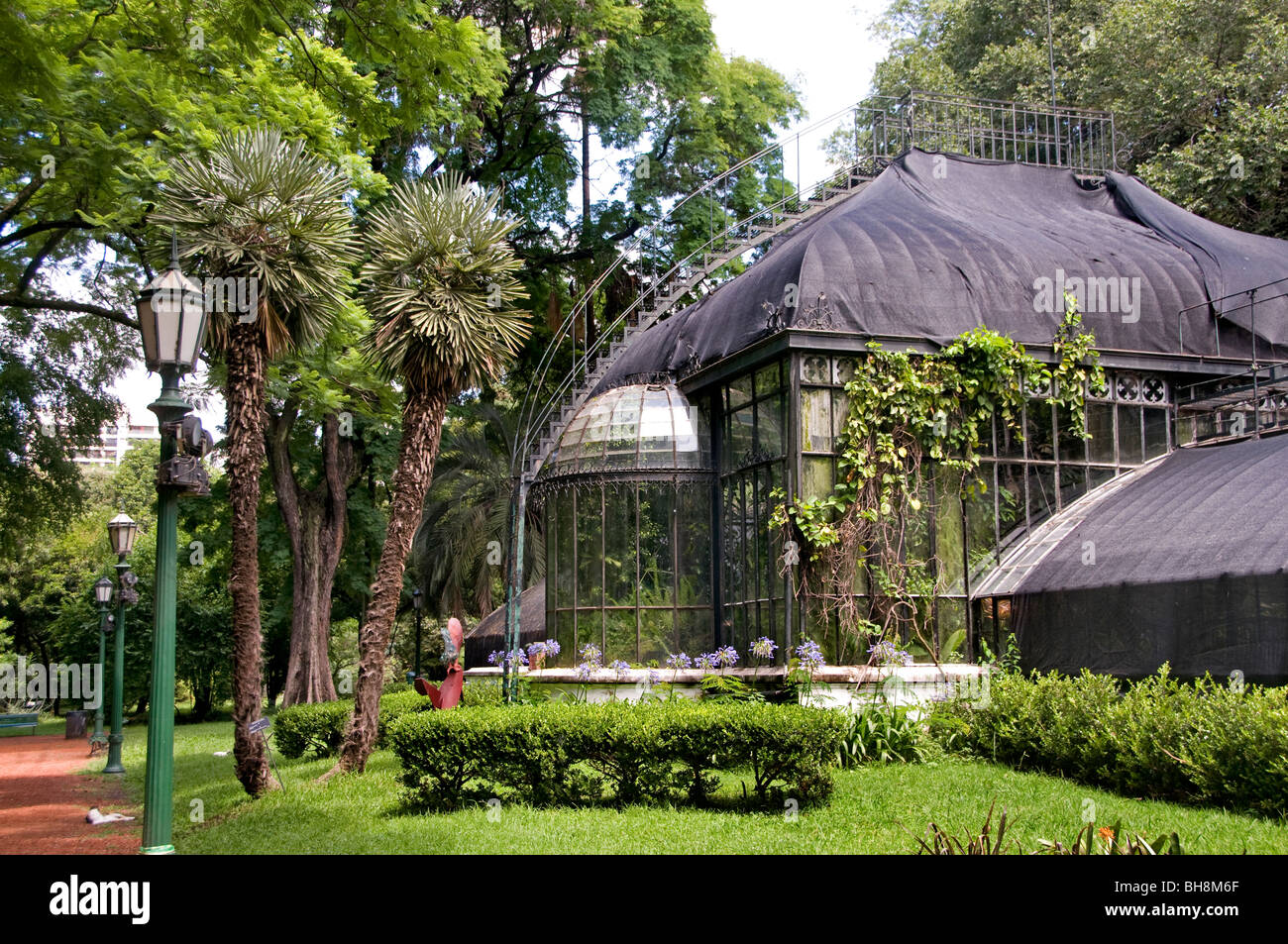 Buenos aires argentina jardin botanico botanical gardens for Botanico jardin