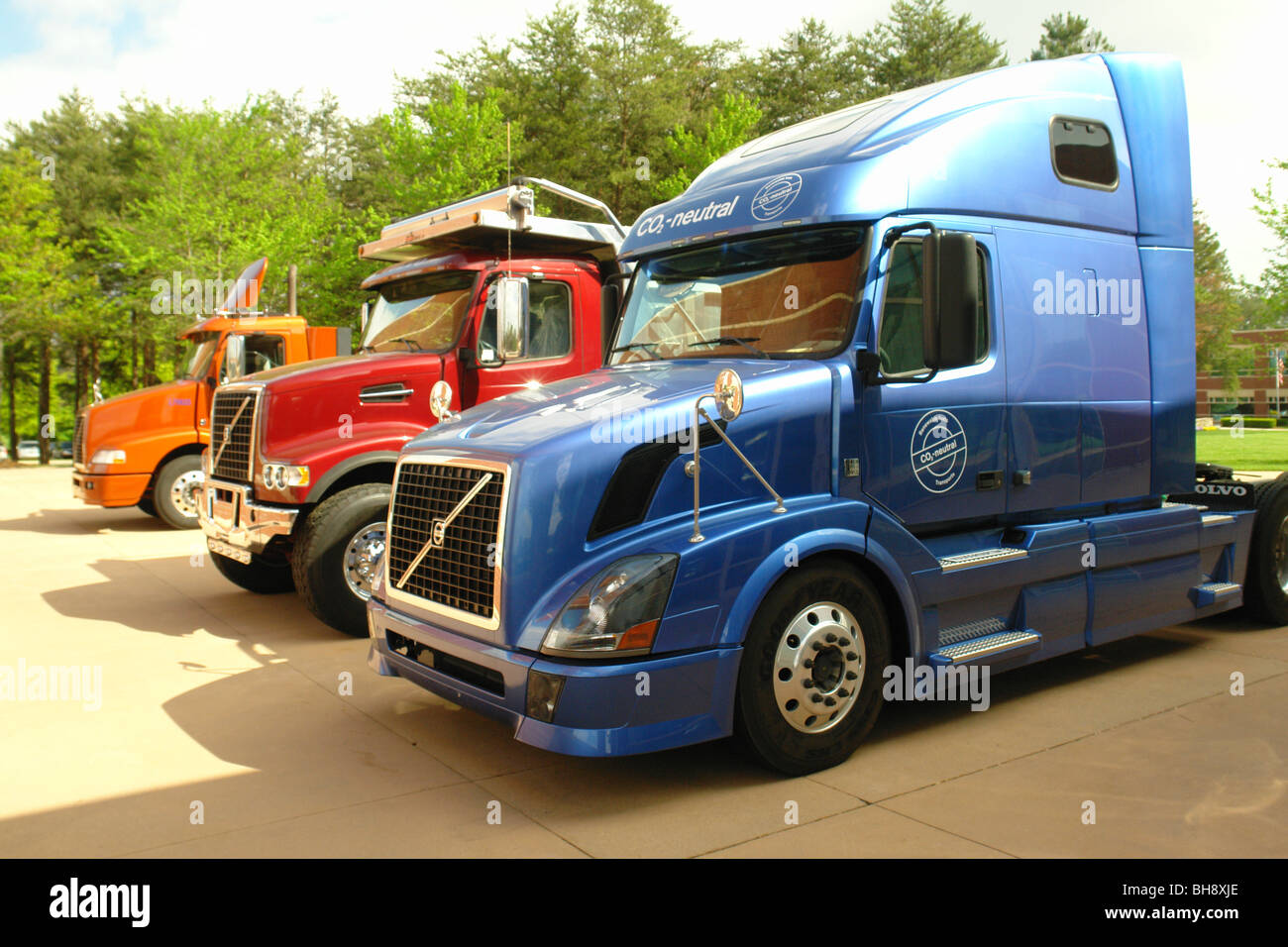Volvo North America Ajd64220 Greensboro Nc North Carolina Volvo Trucks North