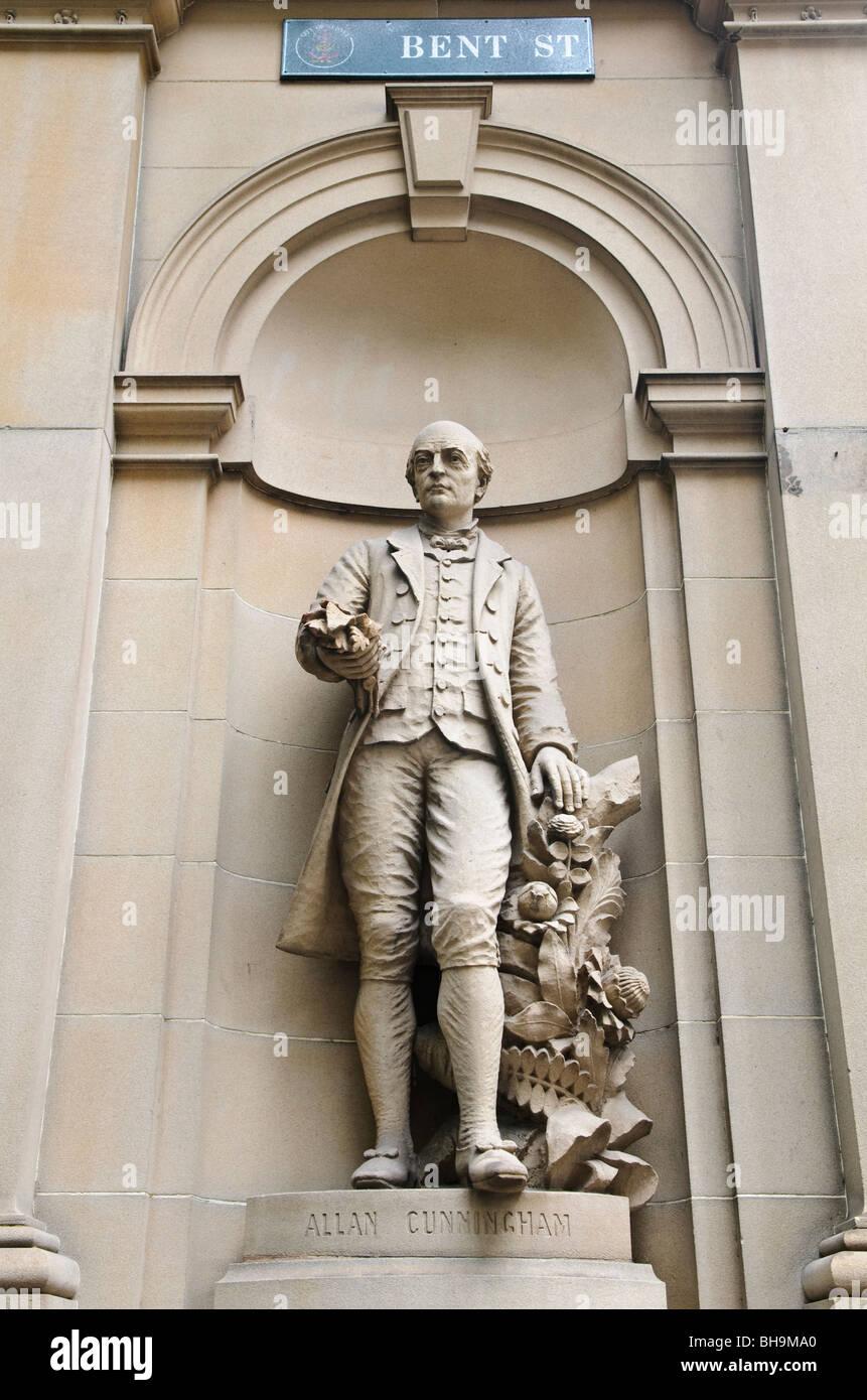 Allan Cunningham australian explorer