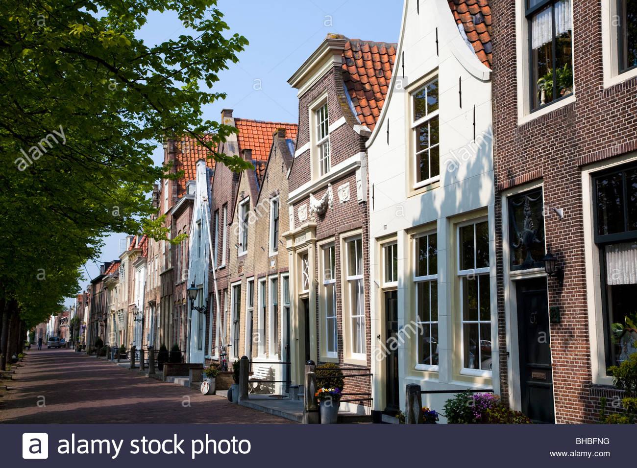 Architecture Benelux Brielle Building City