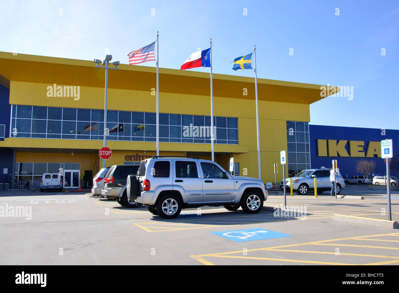 ikea store frisco texas usa stock photo 27929109 alamy