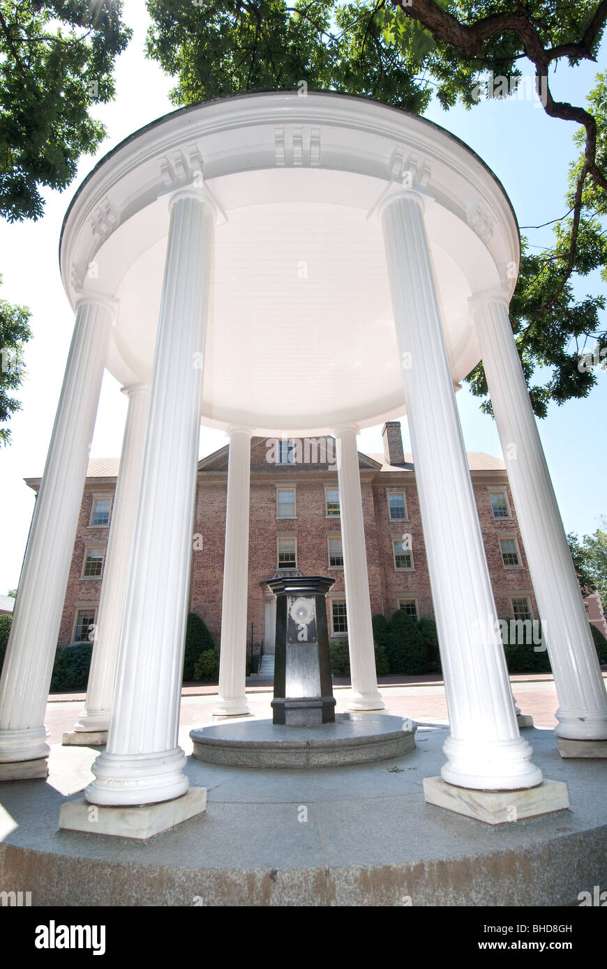 The old well the unofficial symbol of the university of north the old well the unofficial symbol of the university of north carolina in chapel hill north carolina buycottarizona