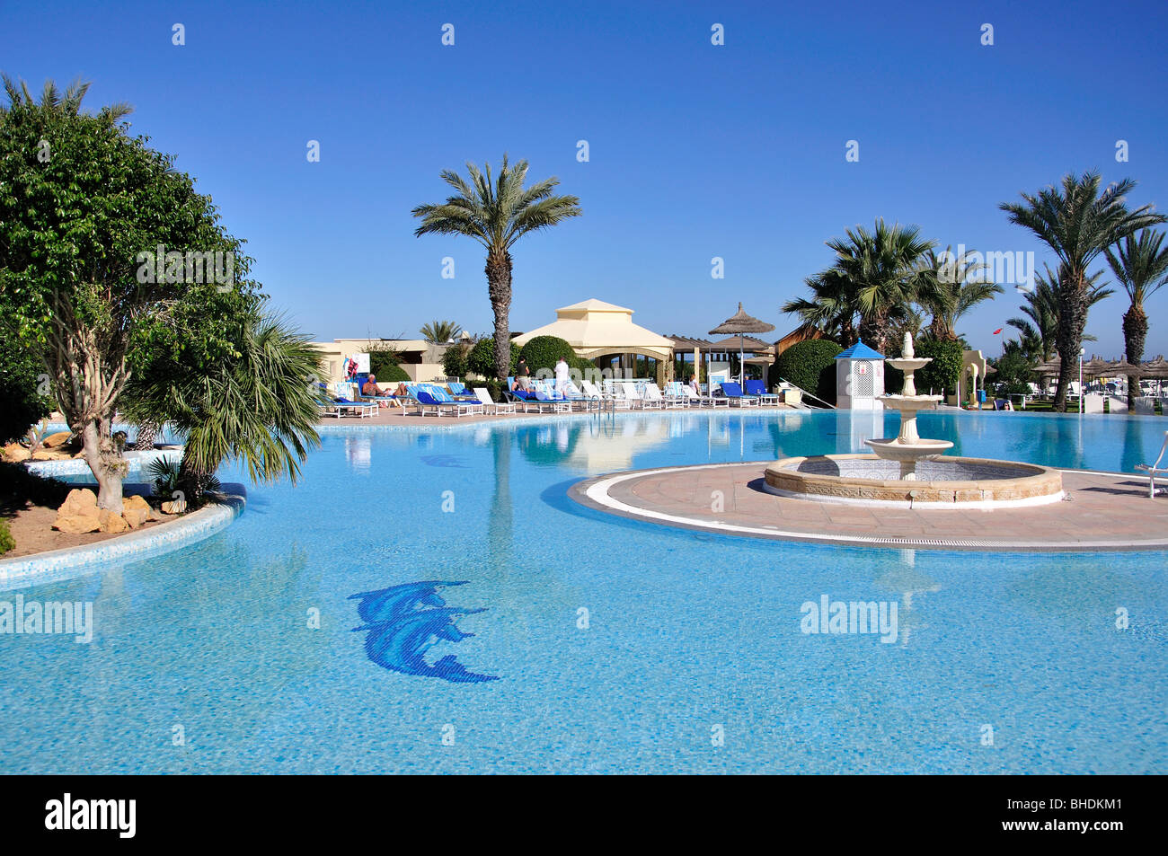 Hotel Riu Bellevue Park Tunesien