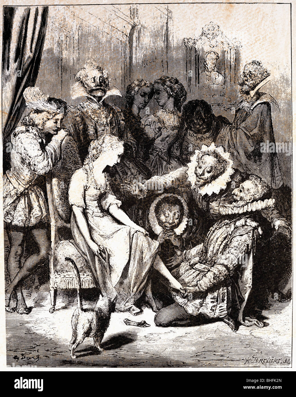 literary analysis of the folktale cindarella by grimm Cinderella literary analysis whether as the brothers grimm's cinderella compared to the brothers grimm version which is more of a tall tale.