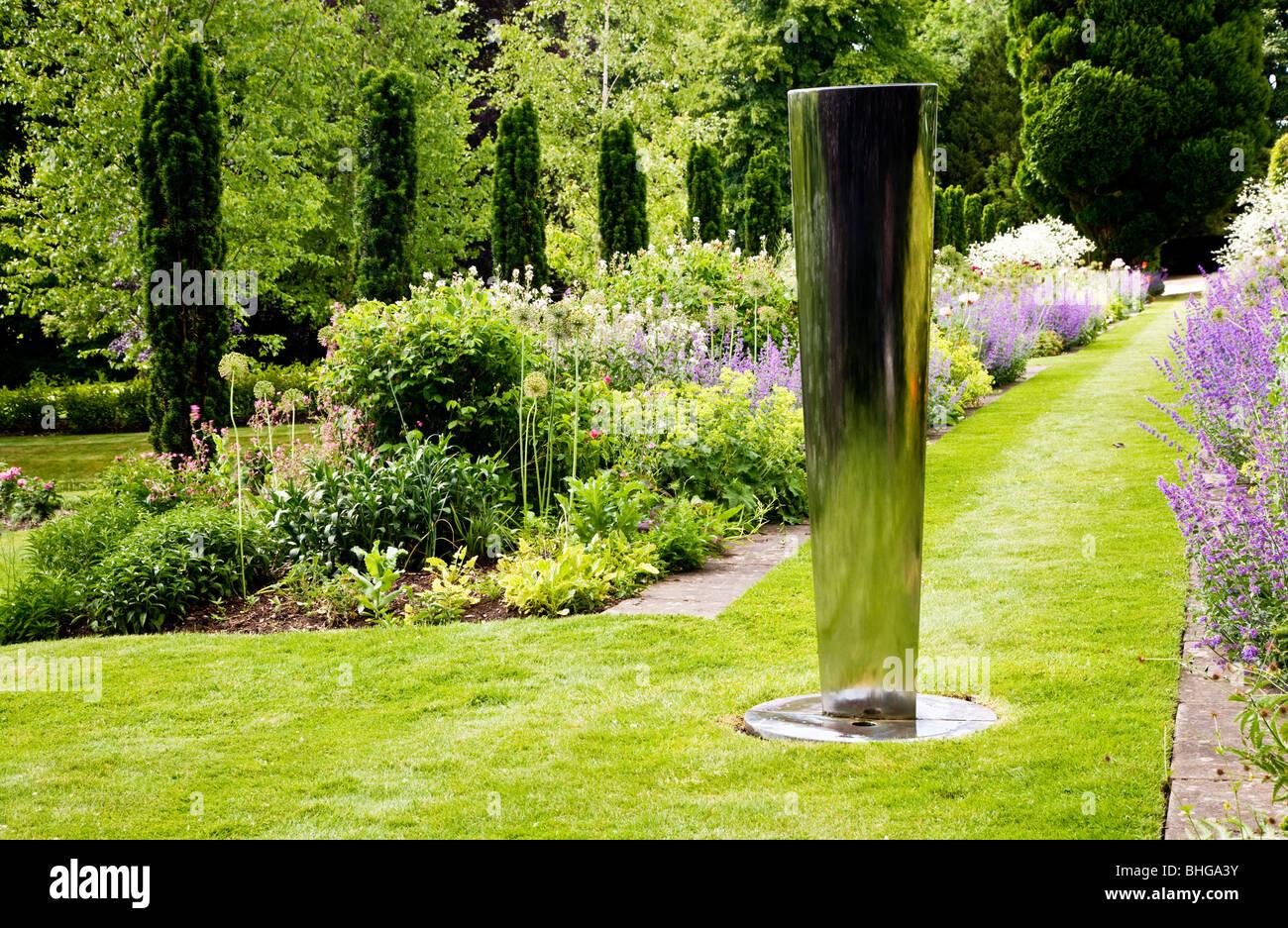 Modern Water Features Modern Garden Water Feature Stock Photos Modern Garden Water