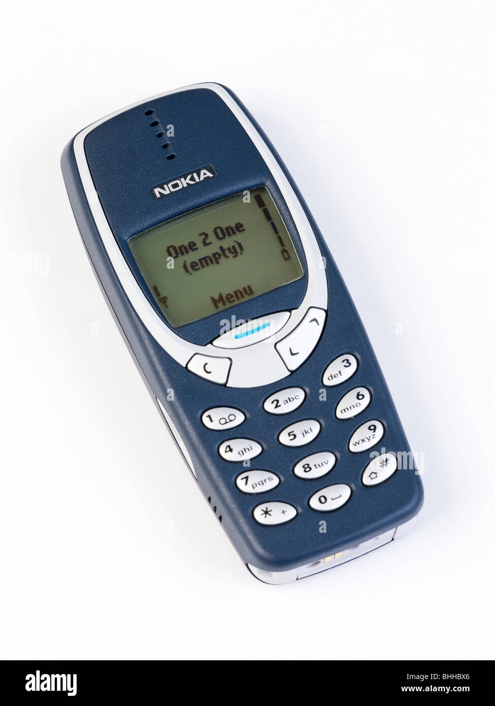 Nokia mobile telephone cut out stock images pictures alamy nokia 3310 mobile phone stock image biocorpaavc Choice Image