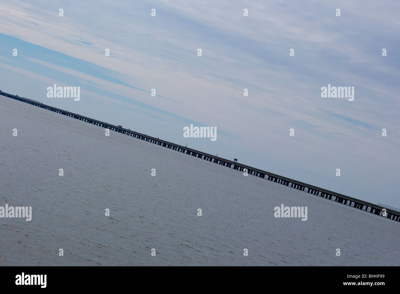 Lake Pontchartrain Causeway Is Longest Bridge In The USA To Go - Longest bridge in the usa