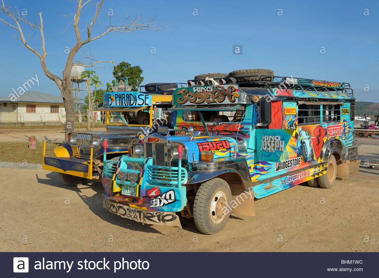 Jeepney Hand Painted