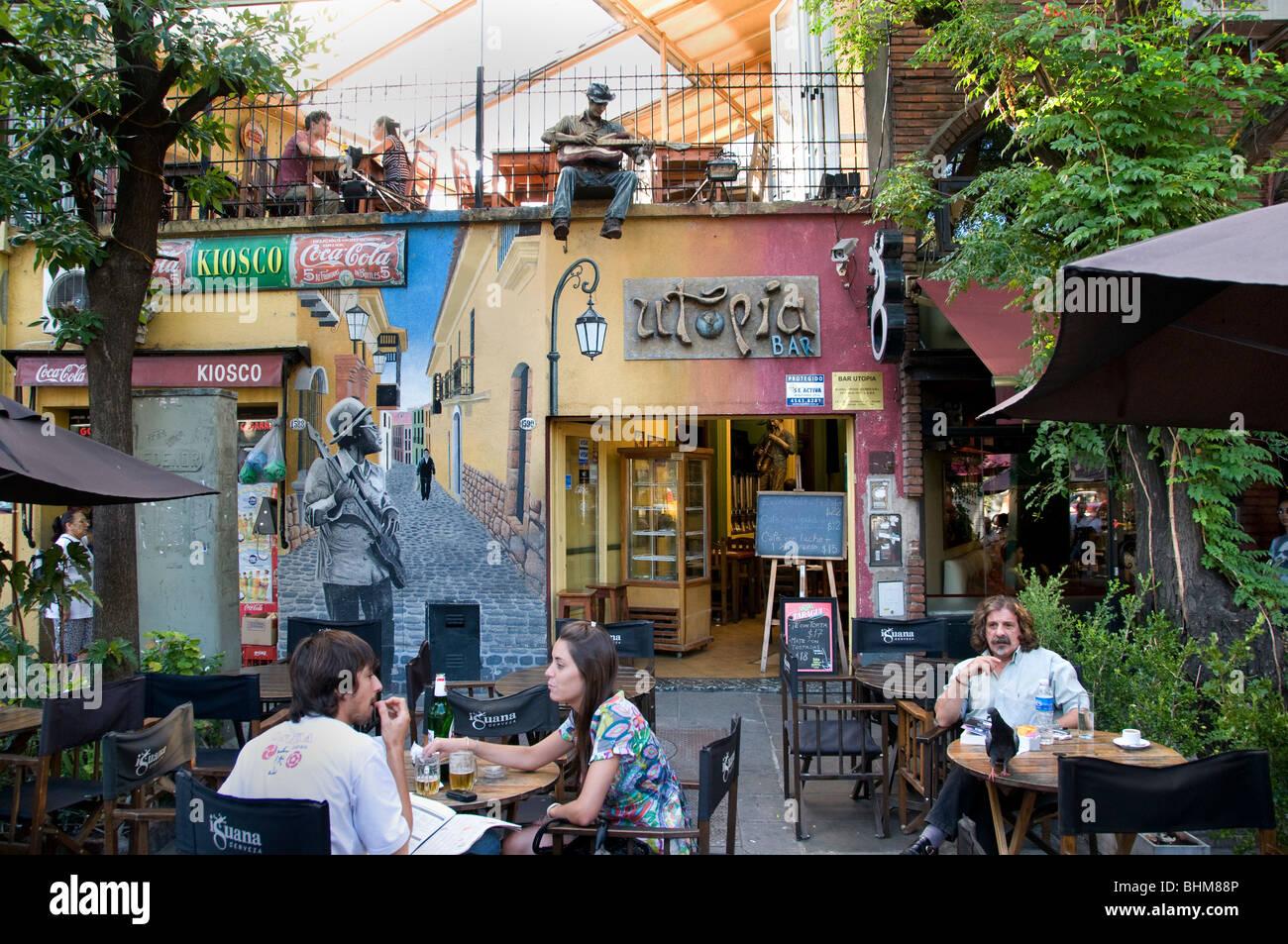 Restaurant Francais A Buenos Aires