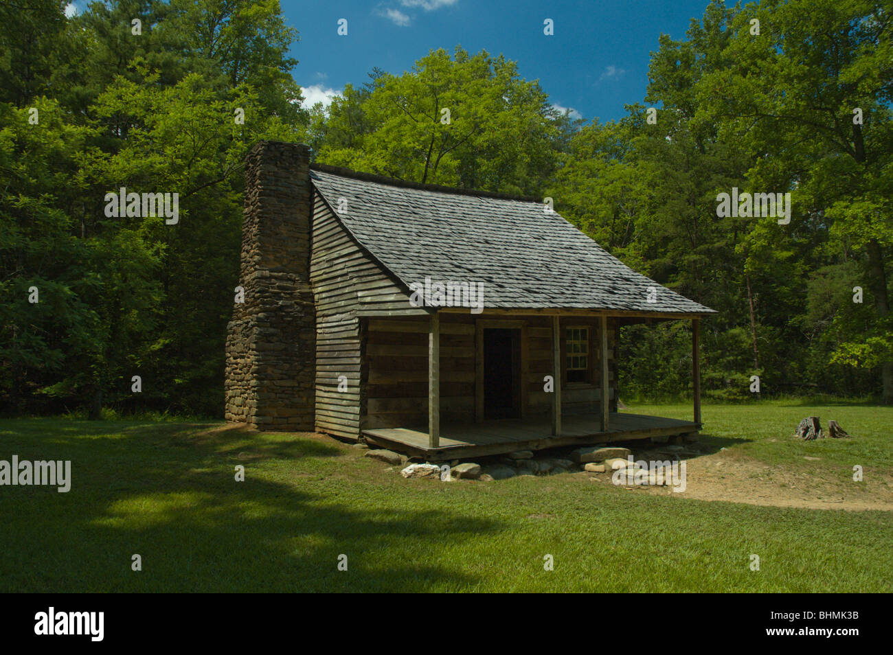 Charmant Historic Cabin In Cades Cove, Great Smoky Mountains National Park, Tennessee