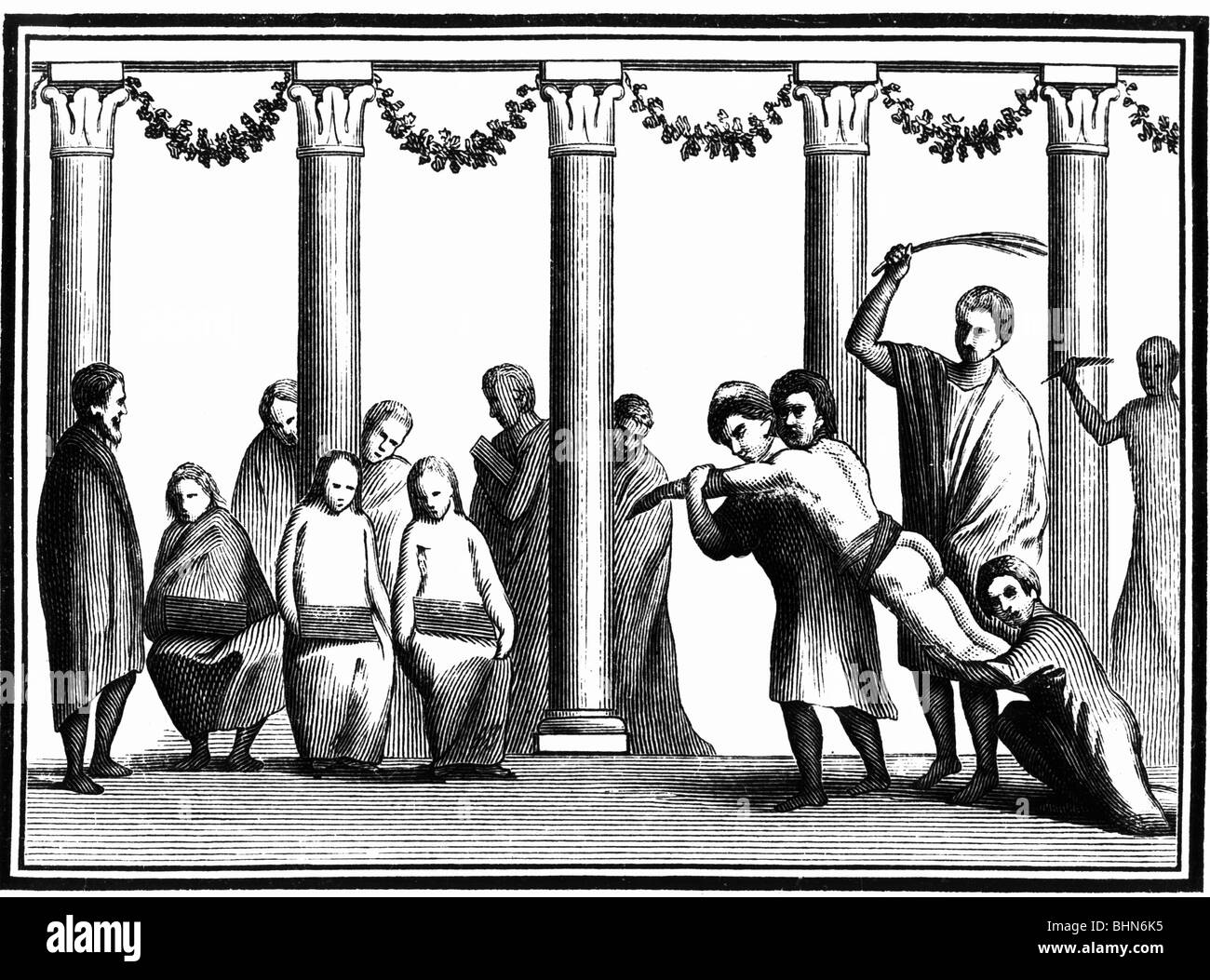 roman education These five canons are still a part of public speaking in education today two  romans stand out as quintessential figures of roman rhetoric, cicero and  quintilian.