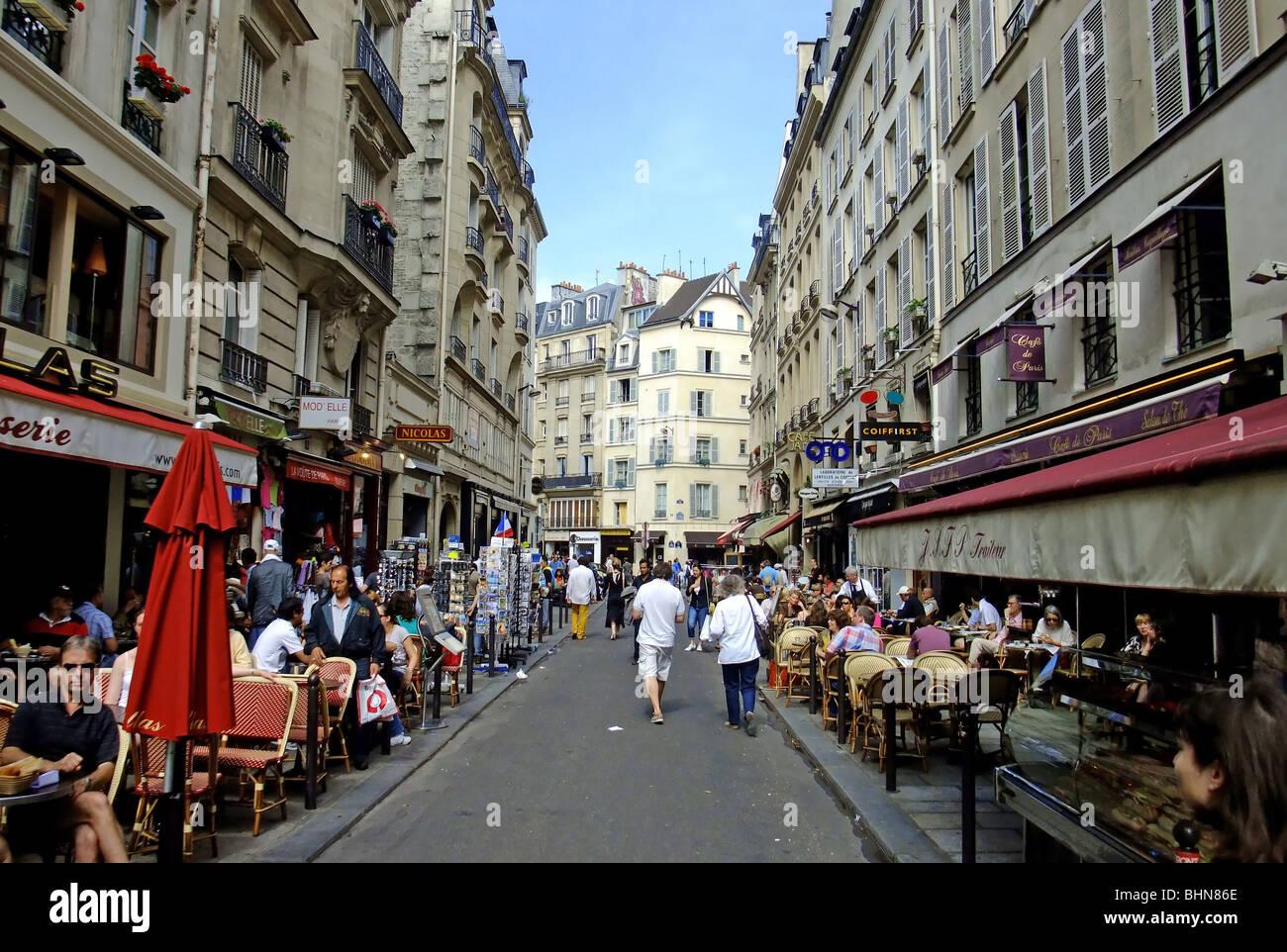 Restaurants In St Germain Des Pres Paris