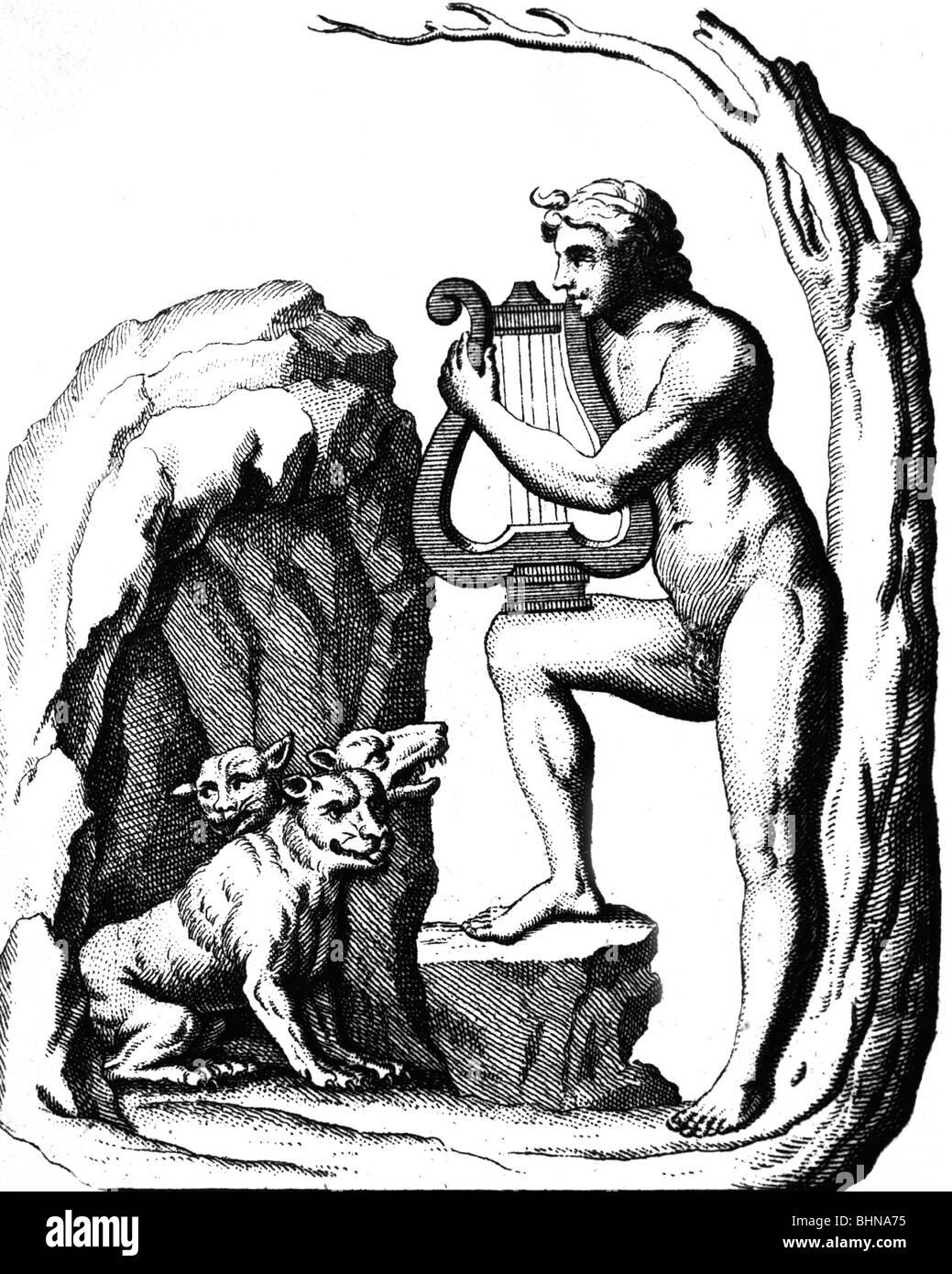 orpheus playing lyre stock photos u0026 orpheus playing lyre stock