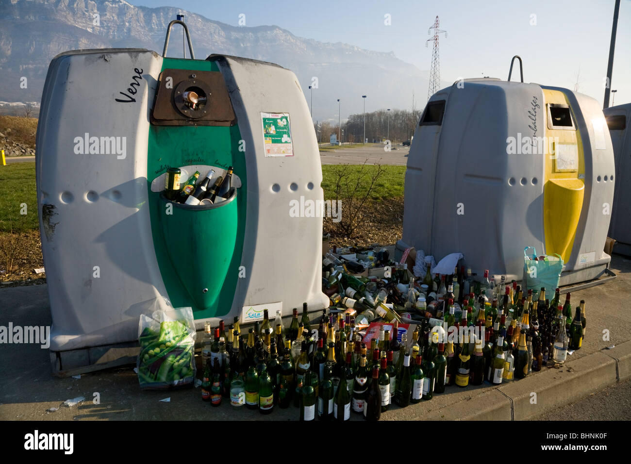 bottle bank We have 3 recycling banks in potton car park brook end potton sg19 2qs we accept glass and textiles at this site sheffield close potton sg19 2ny.