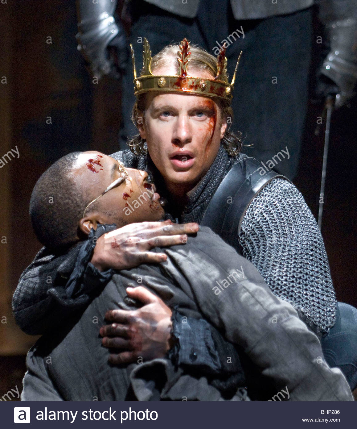 Henry V by William Shakespeare Stock Photo, Royalty Free Image ...