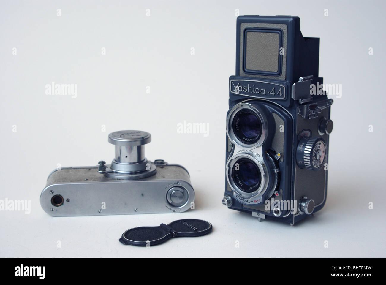 Ricoh Super 44 Twin Lens Reflex / TLR 127 Film Camera | Ideas for ...