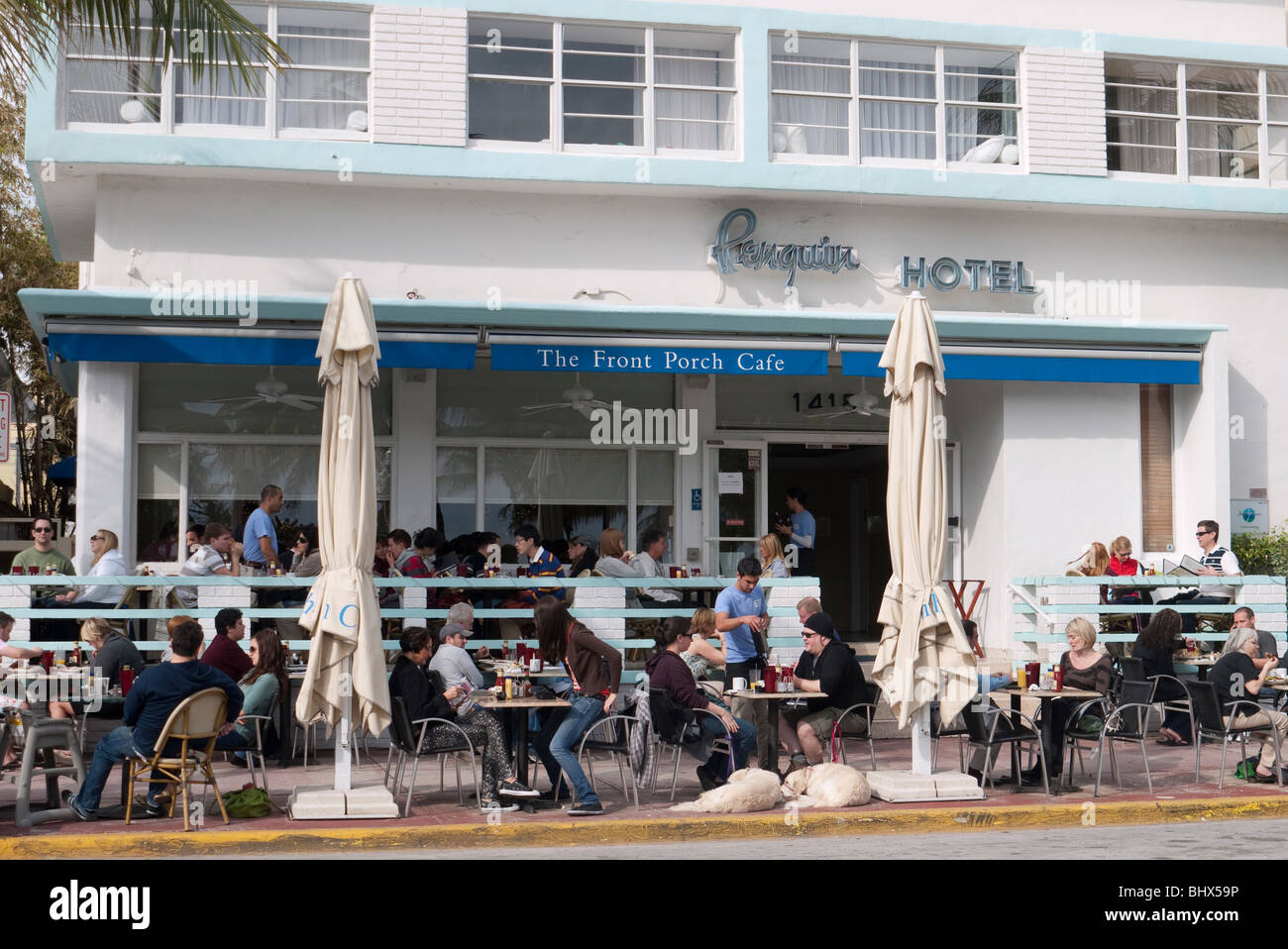 The Front Porch Cafe Miami Beach