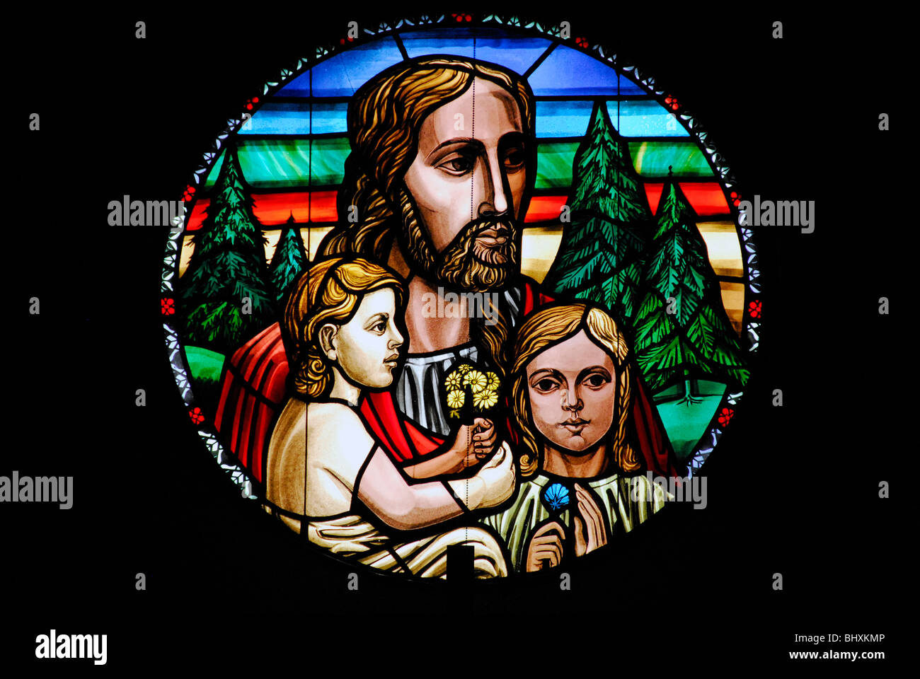 jesus with the children stock photos u0026 jesus with the children