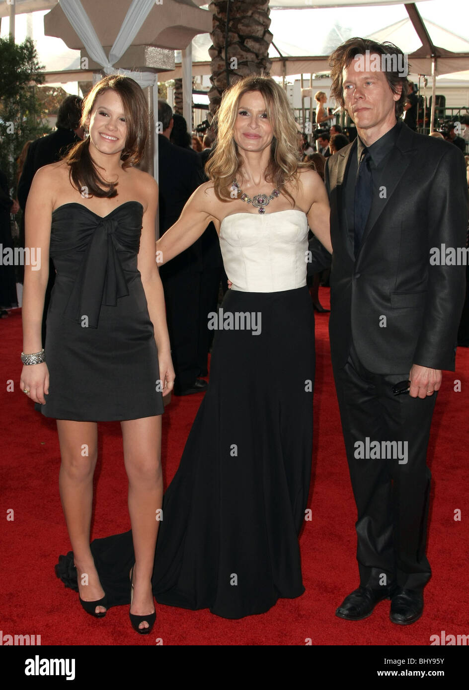 SOSIE BACON KYRA SEDGWICK KEVIN BACON 15TH ANNUAL SCREEN ...