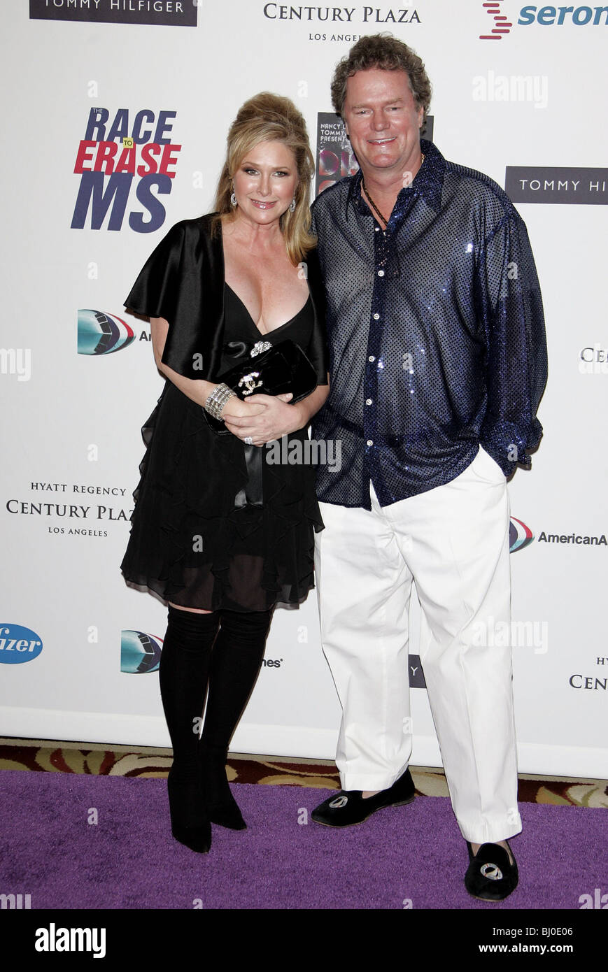 KATHY HILTON RICK OWNER HOTELS CENTURY CITY LOS ANGELES USA 12 05 2006