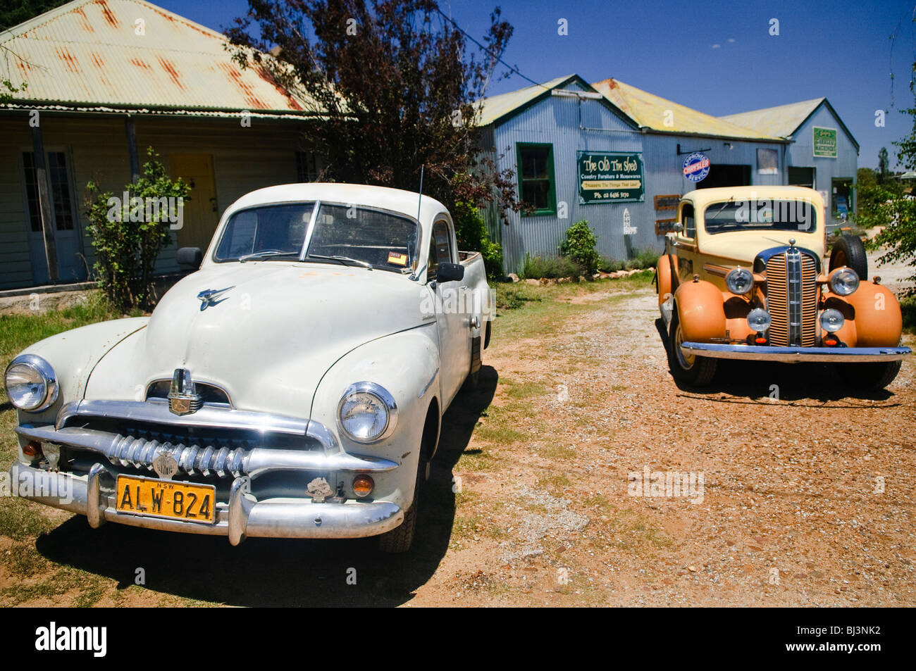 Holden Ute Stock Photos & Holden Ute Stock Images - Alamy