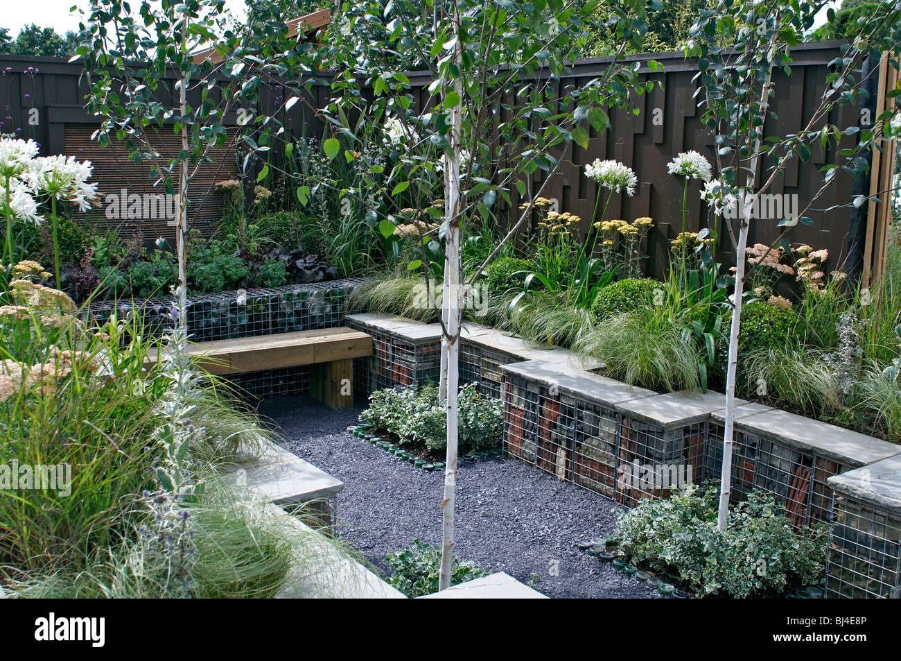 Beautiful A Small Urban Courtyard Garden With Seating
