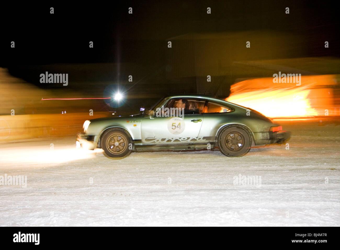 Classic Porsche Race Cars Stock Photos Classic Porsche Race Cars