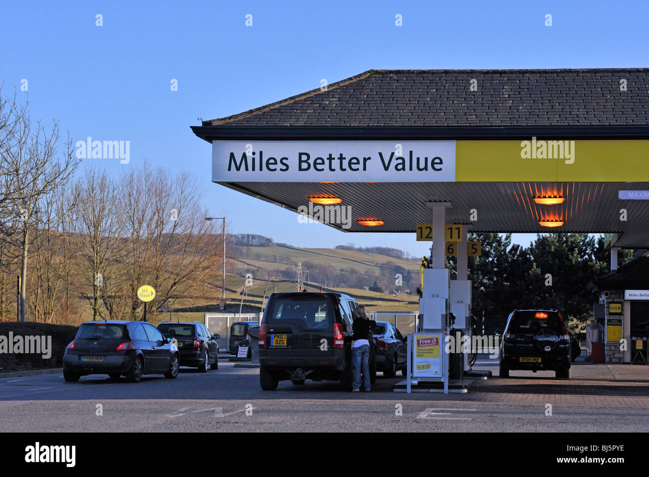 Miles Better Value\