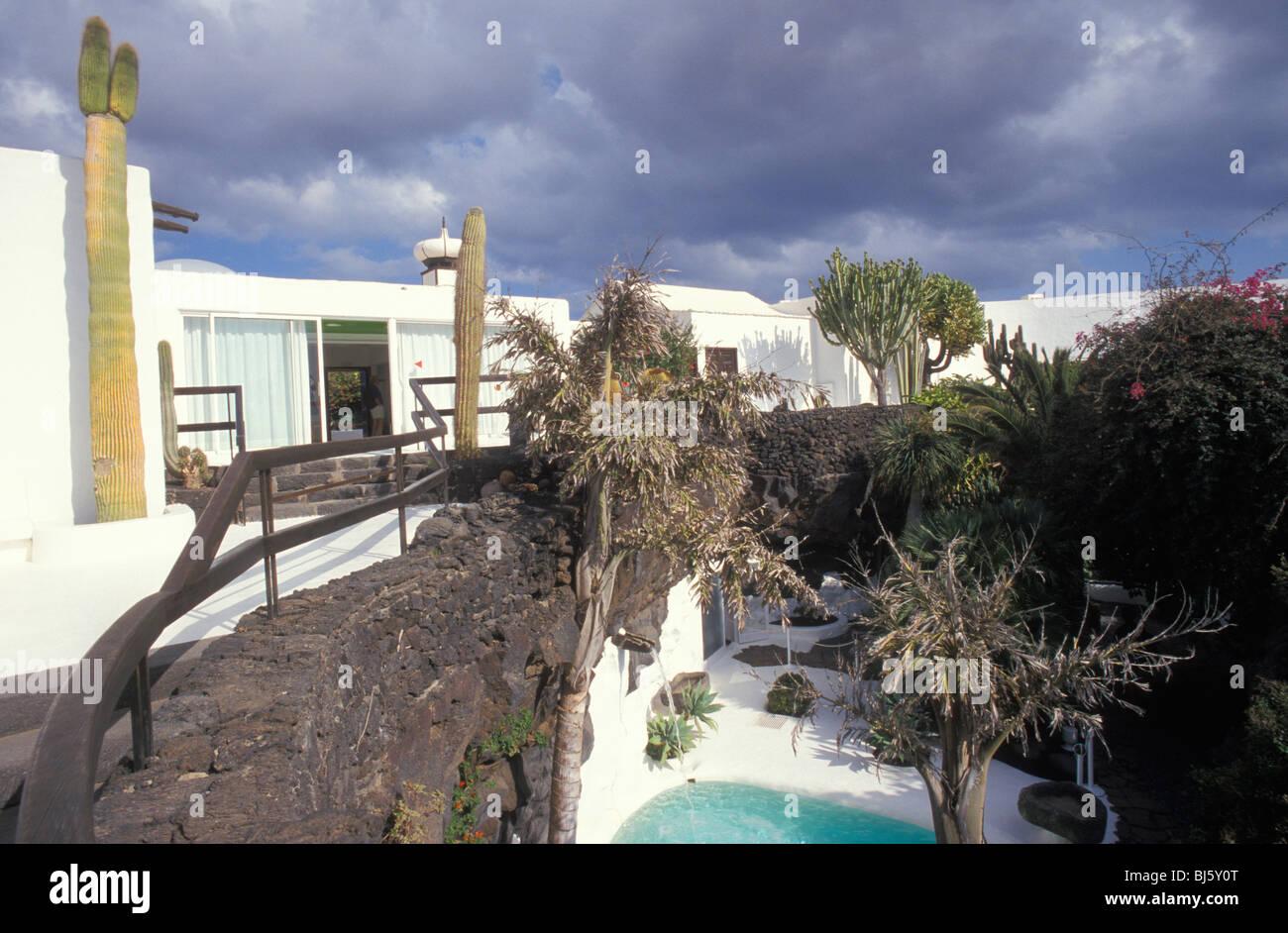 Image gallery manrique architect - Cesar manrique hijos ...