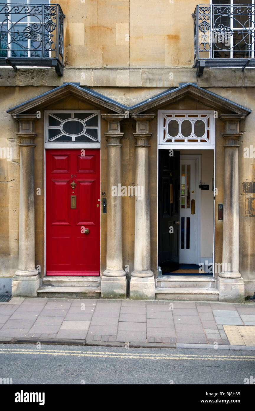 Stock Photo - typical Oxford doors on Beaumont Street & typical Oxford doors on Beaumont Street Stock Photo Royalty Free ... Pezcame.Com