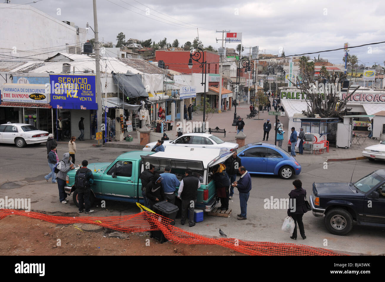 Nogales Sonora Mexico Has Seen A Decline In Tourists