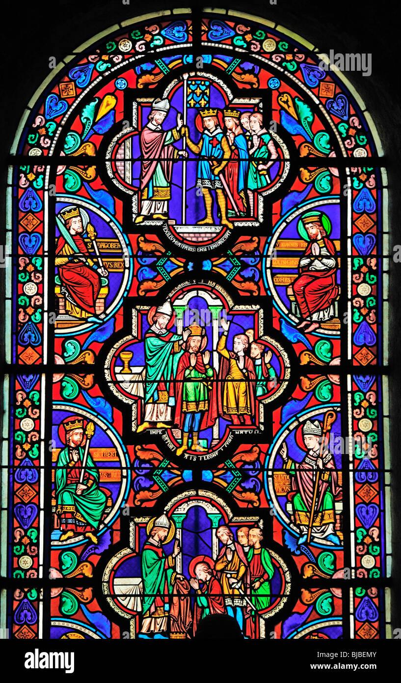 Coloured Glass Windows
