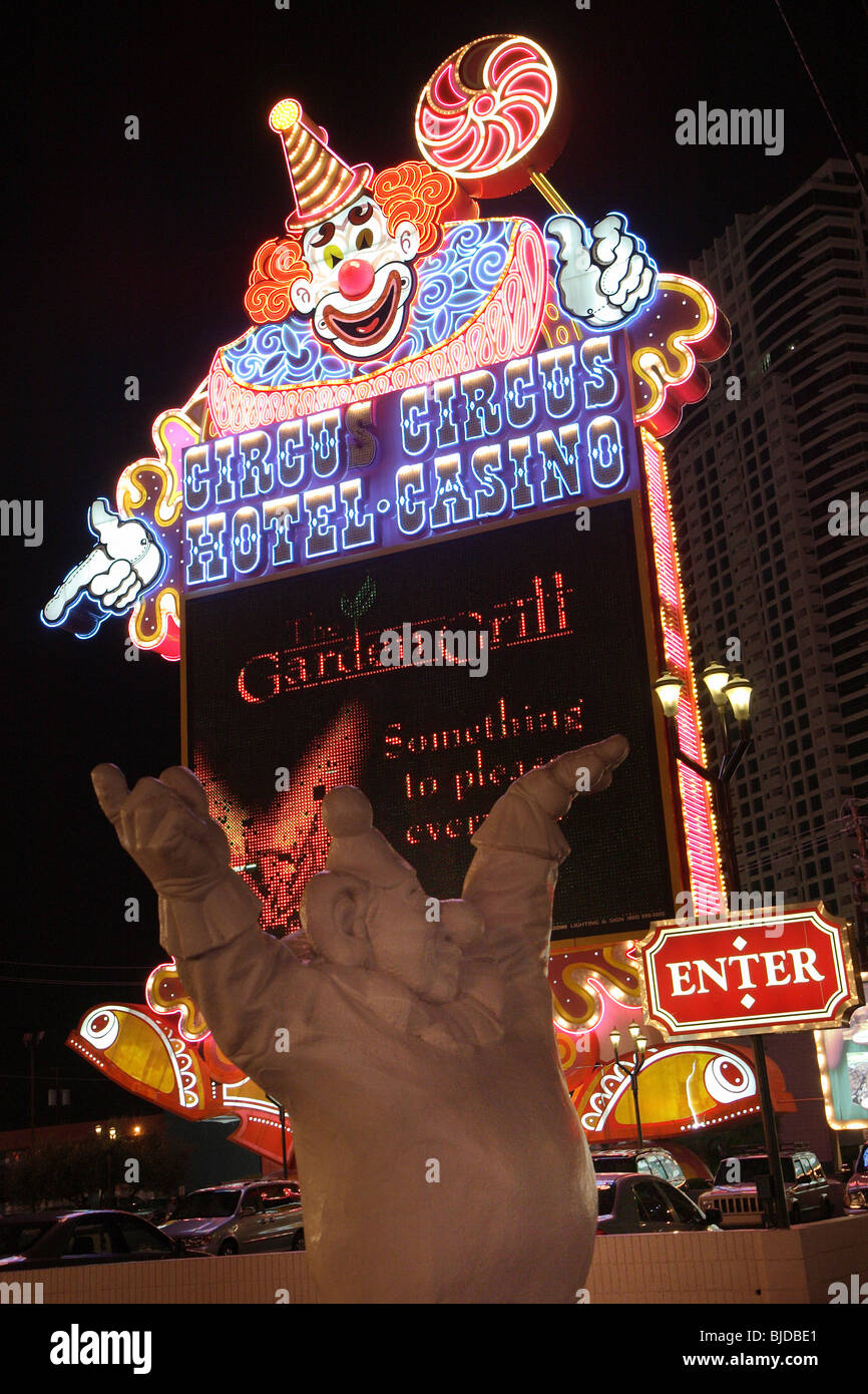 circus circus hotel and casino in vegas