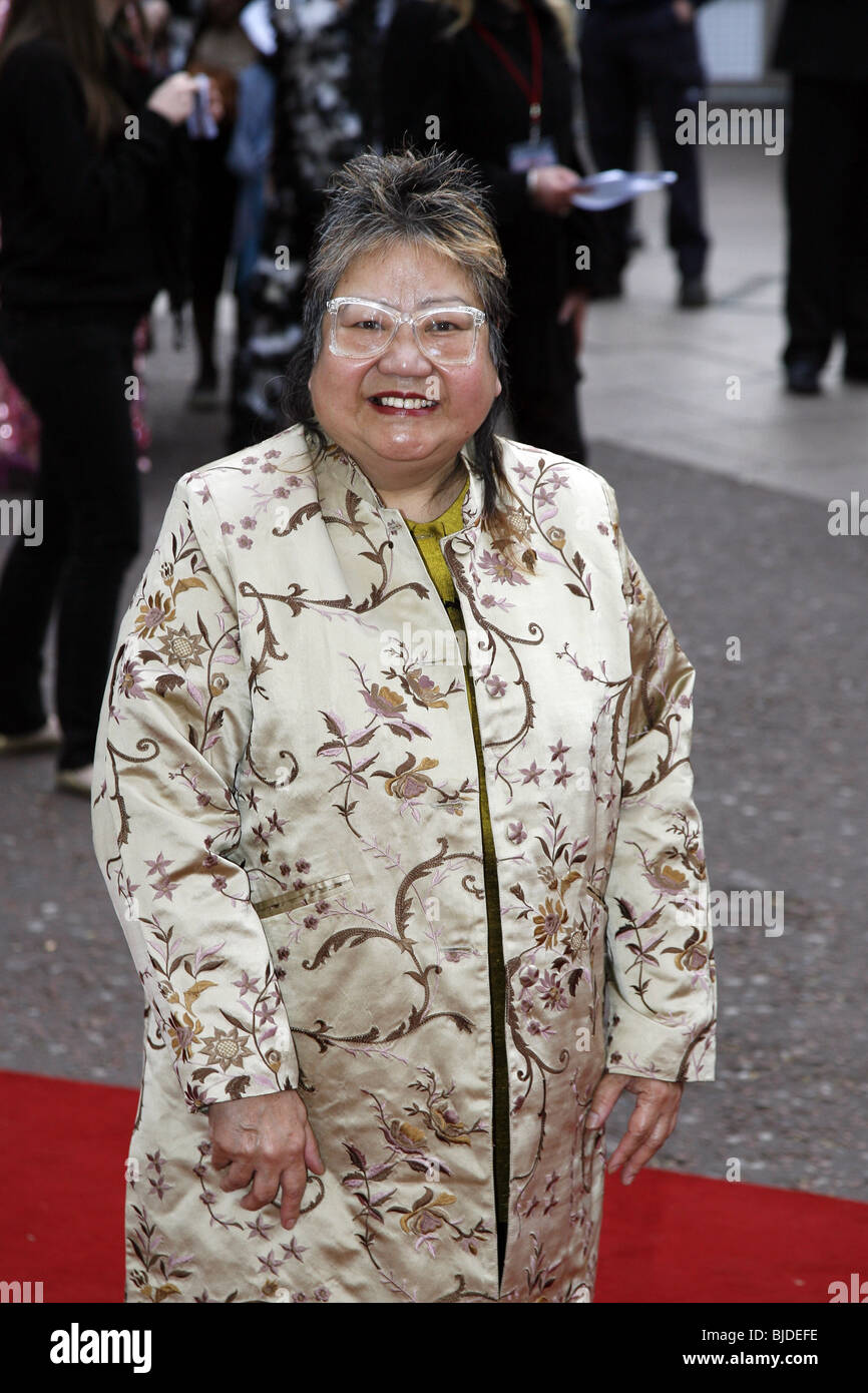 NANCY LAM THREE AND OUT FILM PREMIERE ODEON CINEMA WEST END