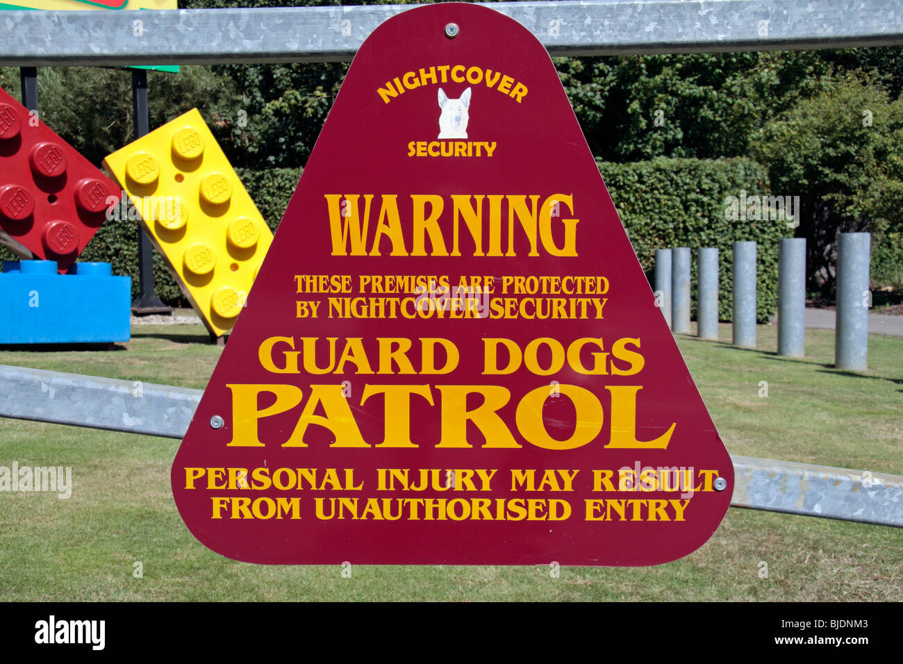 Guard Dog Sign Stock Photos Guard Dog Sign Stock Images Alamy - 18 ferocious dogs posing beside their beware of dog signs